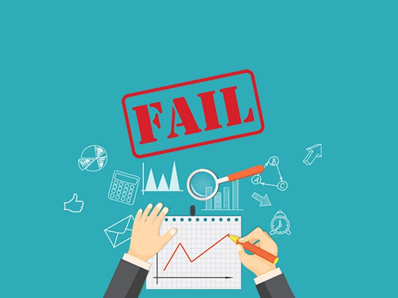 chiến lược marketing thất bại