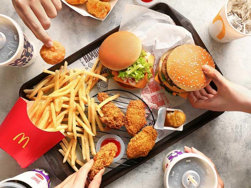 thương hiệu McDonald's là thương hiệu bị đánh giá không hiệu quả