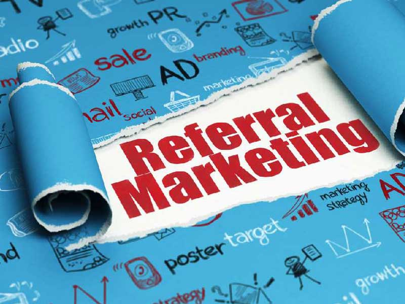 ứng dụng của referral marketing