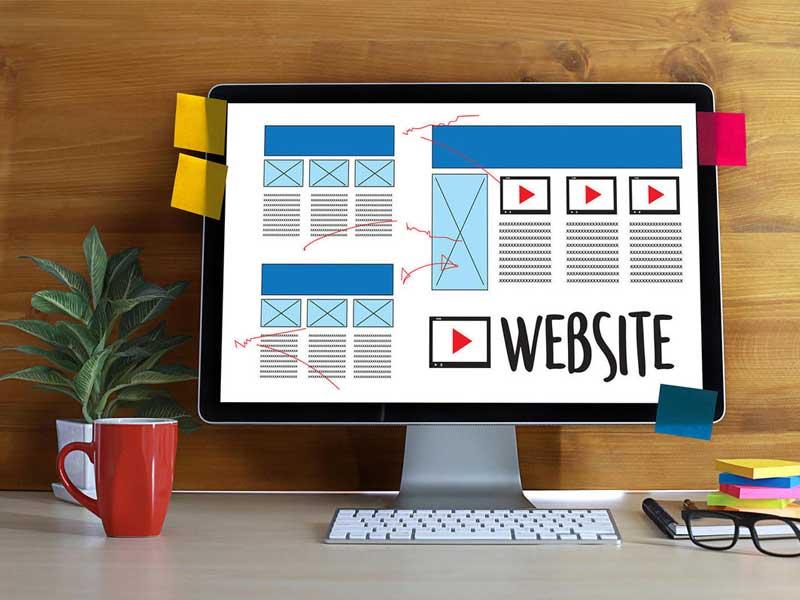 định nghĩa website là gì