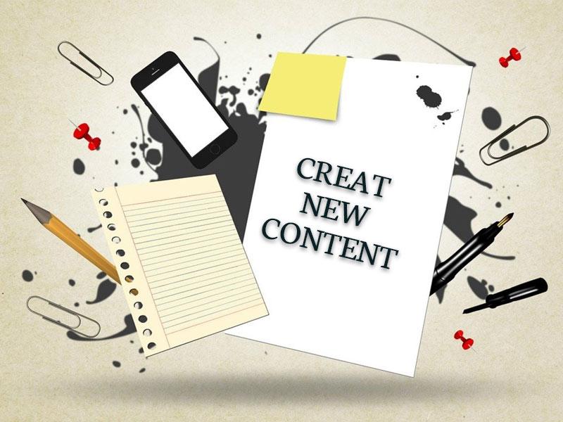 Cách thay áo mới cho Content của bạn
