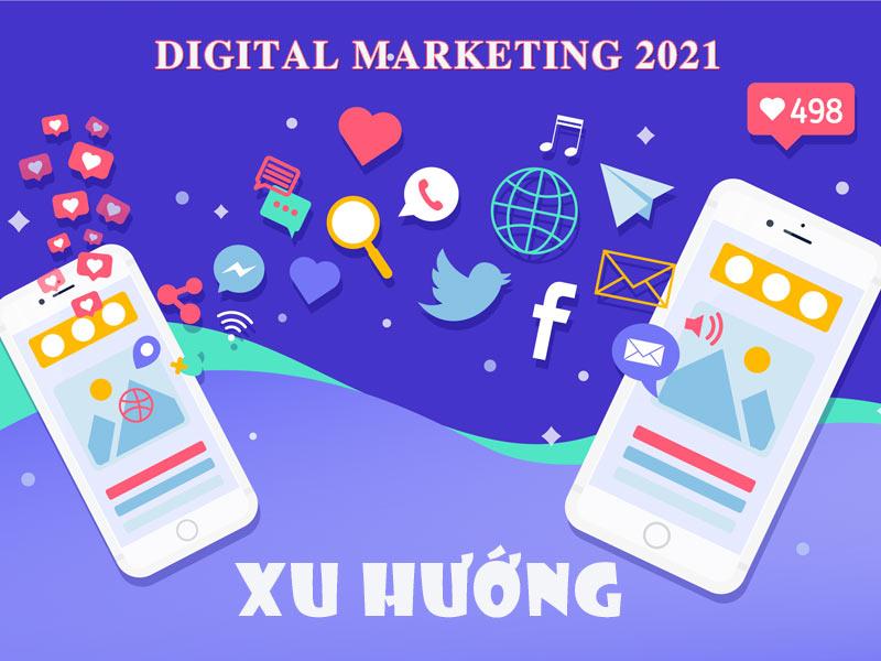 xu hướng quảng cáo Digital Marketing