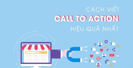 Cách viết call to action hiệu quả