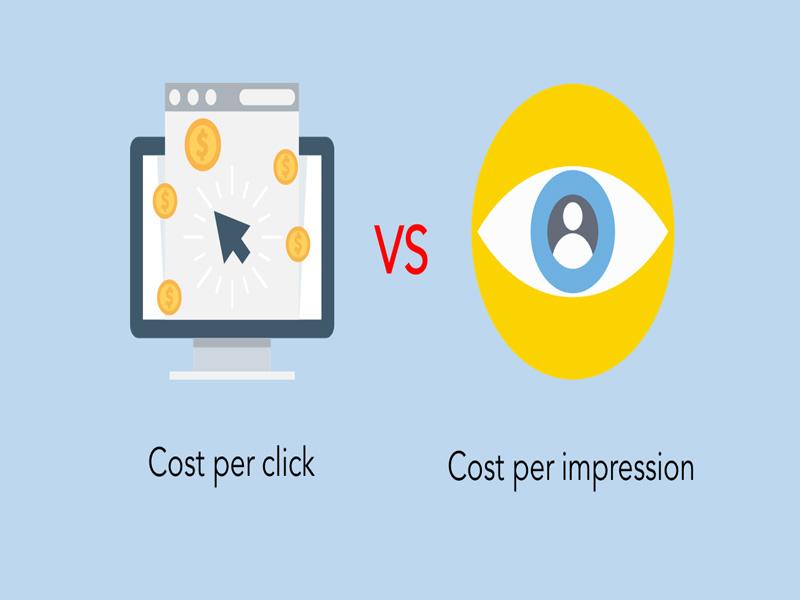 Hai hình thức trả phí của Google AdSense.