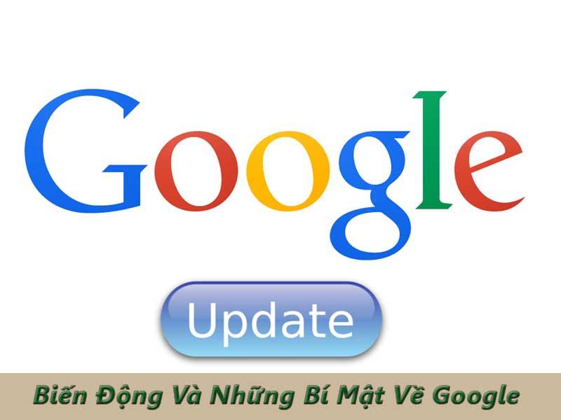 Biến Động Và Những Bí Mật Về Google dành cho Marketers