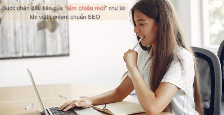 học viết content chuẩn SEO