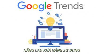 Cách sử dụng Google Trends trong SEO