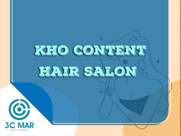Content hair salon